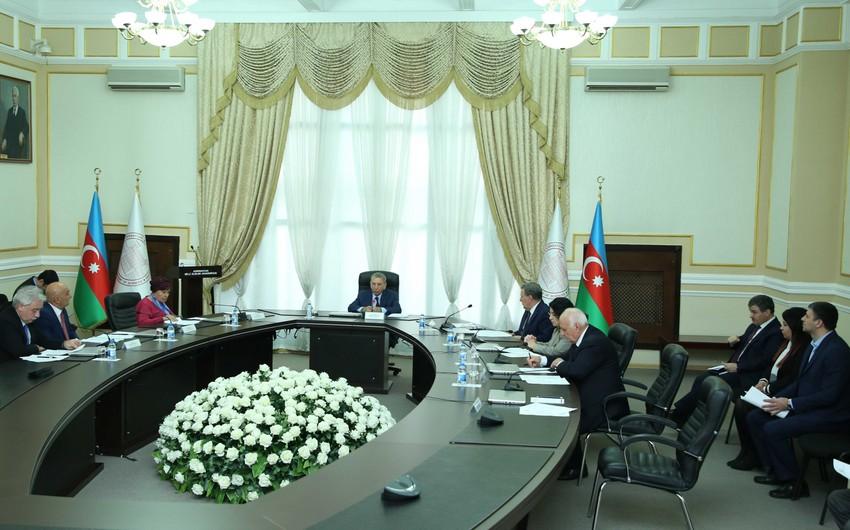 AMEA-da Azərbaycançılıq Elmi-İdeoloji Mərkəzi yaradıldı