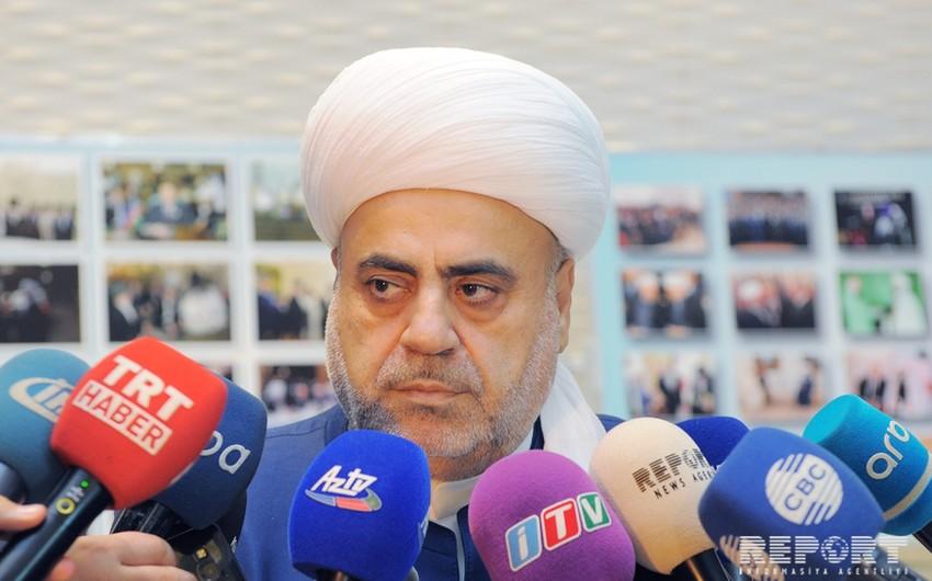Аллахшукюр Пашазаде: Сколько живу, останусь председателем УМК
