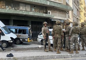 Lebanese army detains nine suspects over armed clashes in Beirut