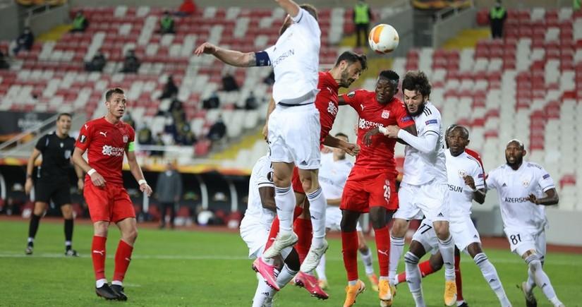 Qarabağ - Sivasspor oyununda 1 dəqiqəlik sükut olacaq