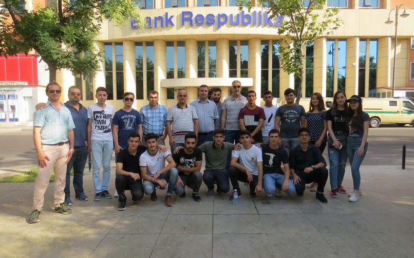 """""""Bank Respublika"""" yerli startaplara dəstək verib"""