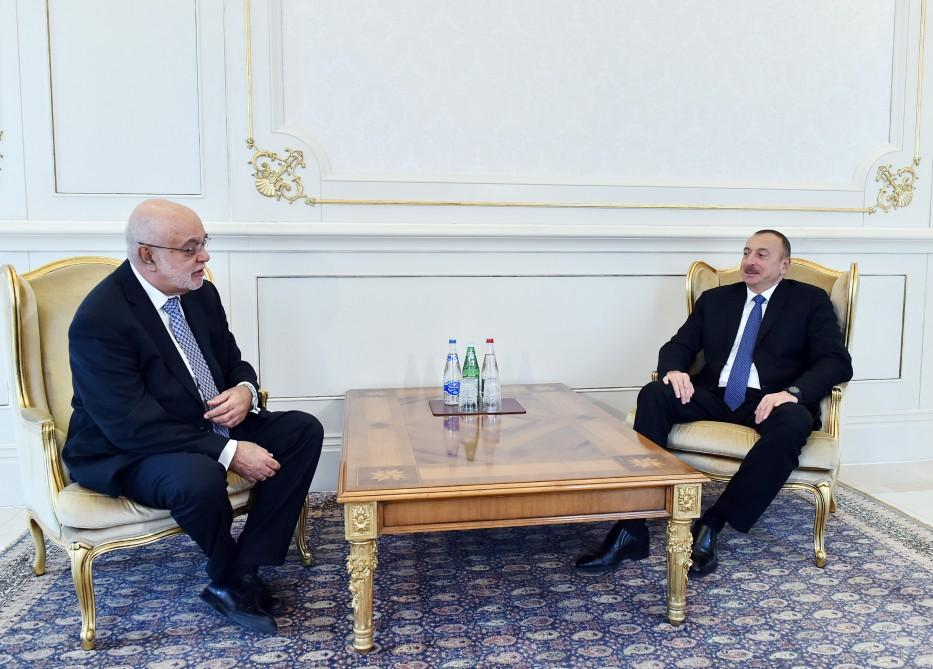 Президент Ильхам Алиев принял верительные грамоты трех новоназначенных послов в Азербайджане - ОБНОВЛЕНО