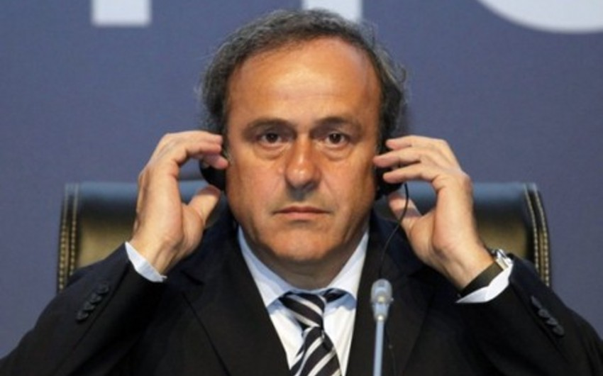 Платини: Решение комитета по этике ФИФА - это маскарад