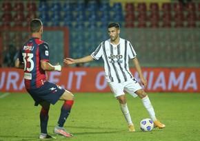 Yuventus İtaliya Kubokunun yarımfinalına yüksəlib