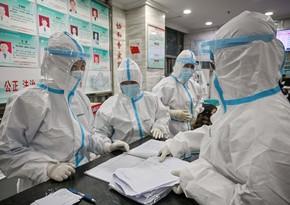 В Китае за сутки выявили восемь случаев COVID-19