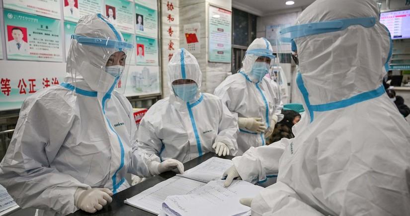 Çində daha 8 nəfər koronavirusa yoluxdu