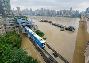 Chinese metropolis Chongqing hit by worst flood