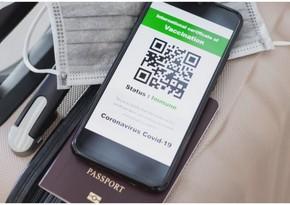 Для входа в рестораны, крупные ТЦ и отели потребуется паспорт COVID-19