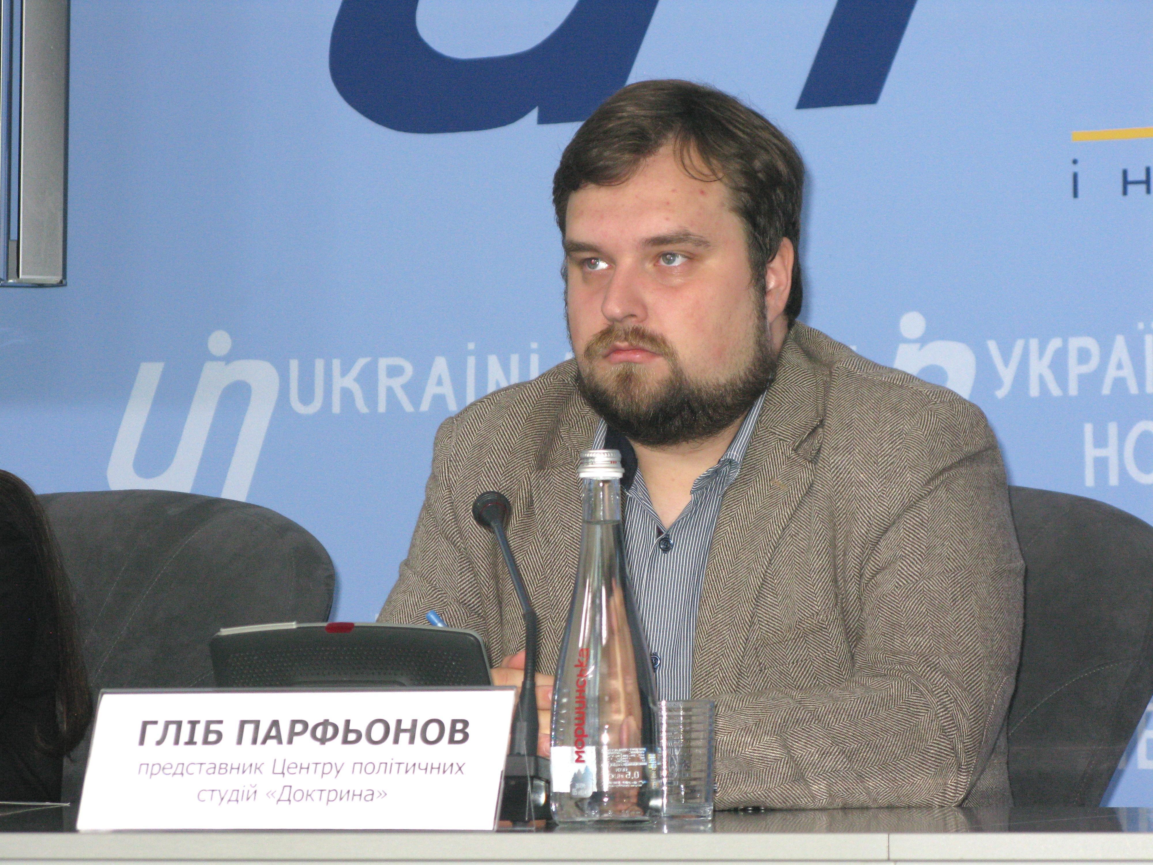 Qleb Parfyonov