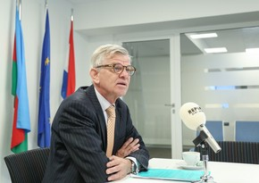 Dutch Ambassador completes his diplomatic mission in Azerbaijan