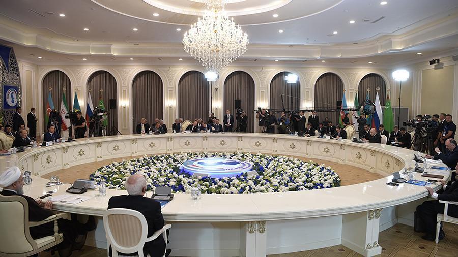 Лидеры каспийской пятерки подписали Конвенцию о статусе Каспийского моря - ОБНОВЛЕНО