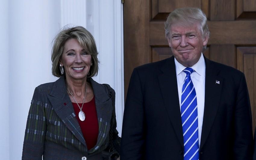 Трамп сообщил, кто станет новым министром образования США