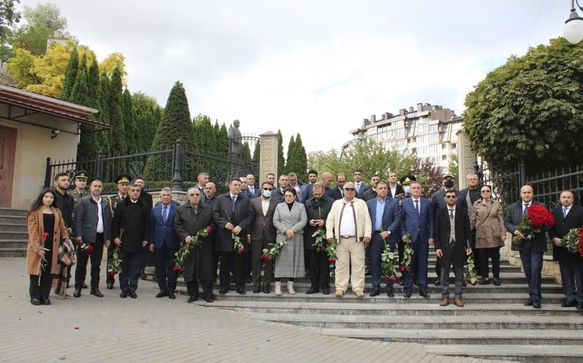 В Киеве состоялось мероприятие по случаю Дня памяти