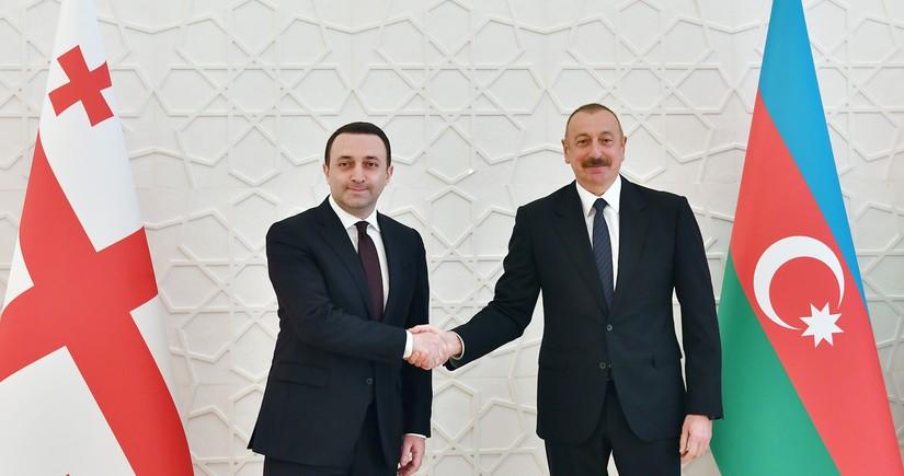 Ильхам Алиев: Азербайджан остается одним из самых крупных инвесторов в Грузии