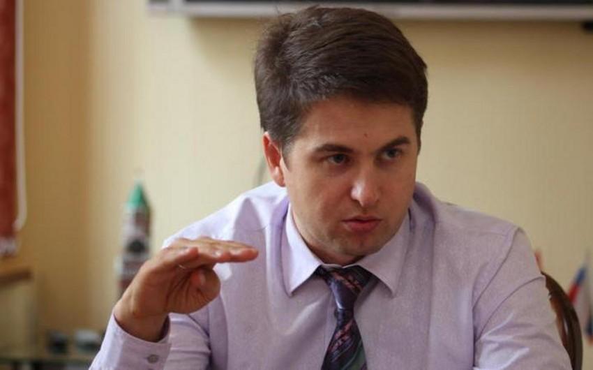 Aleksey Nemeryuk: Azərbaycan Rusiyanı pomidor və xiyar ilə təmin edə bilib