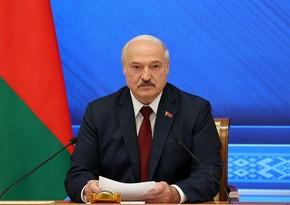 Лукашенко: Беларусь должна быть президентской республикой