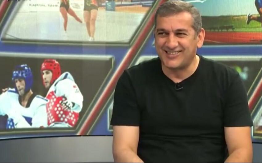 Yunis Hüseynov: Bu gün mübariz oyun getdi, normal futbol oynadıq