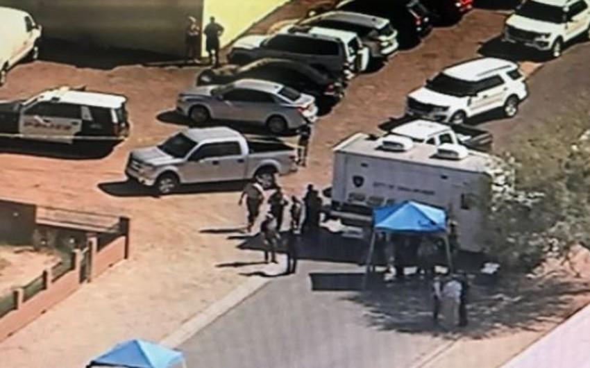 Arizonada atışma nəticəsində 4 nəfər ölüb