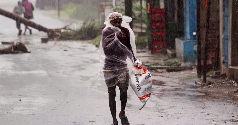 Leysan yağışları Hindistanın şimalında 5 nəfərin həyatına son qoyub