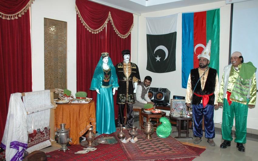 Pakistanda Novruz bayramı qeyd edilib