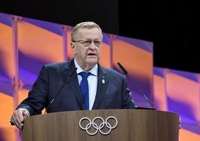 IOC-un vitse-prezidenti: Olimpiadanın keçiriləcəyinə 100 faiz əminəm
