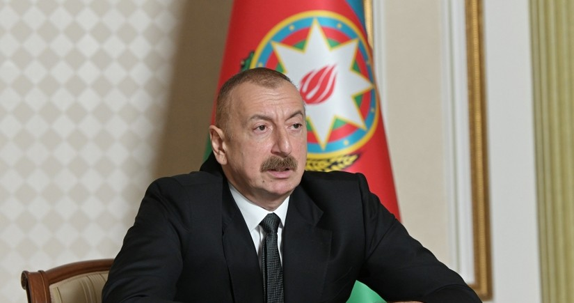 President: Azerbaijan's territorial integrity is not a subject of negotiations