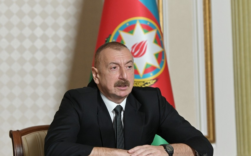Ilham Aliyev: We'll go all the way to liberate all the occupied territories