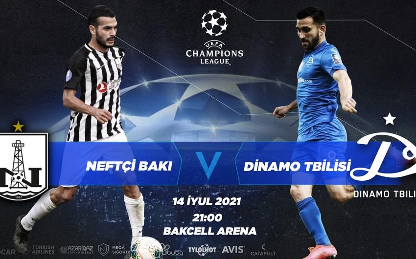 Neftçi - Dinamo oyununun saatı açıqlandı