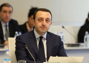 """Baş nazir: """"Azərbaycan Prezidenti Gürcüstana səfər dəvətimi qəbul edib"""""""