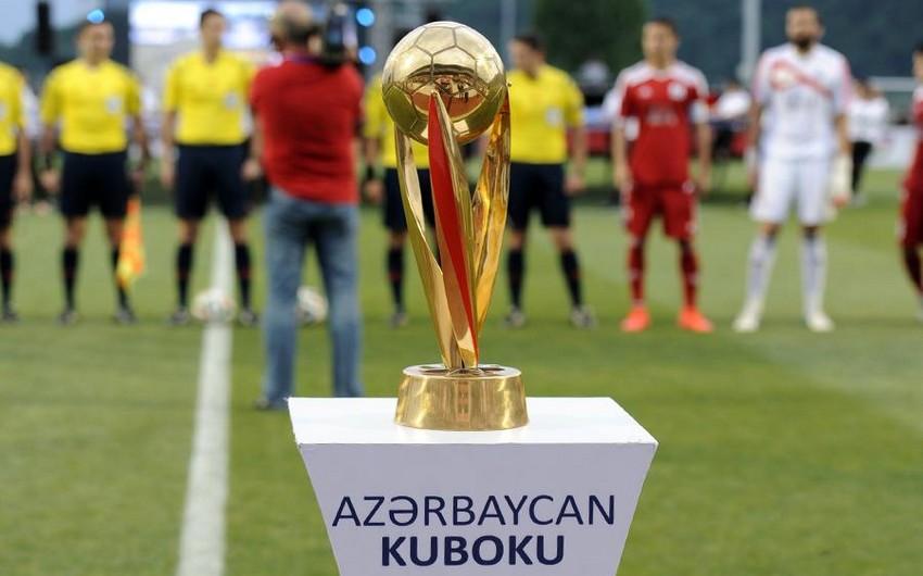 Azərbaycan Kubokunda 1/4 final mərhələsinə vəsiqə qazanan ilk komanda müəyyənləşib