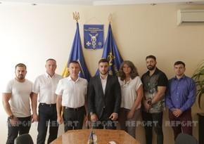 Владимир Борисенко: В Баку одобрили соглашения украинских бизнесменов