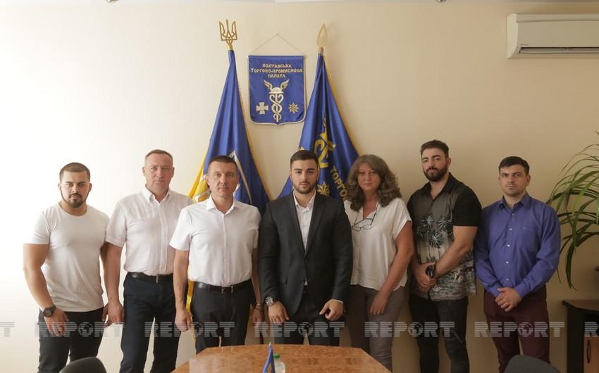 """Vladimir Borisenko: """"Bakıda ukraynalı iş adamlarının müqavilələri razılıqla qarşılandı"""""""