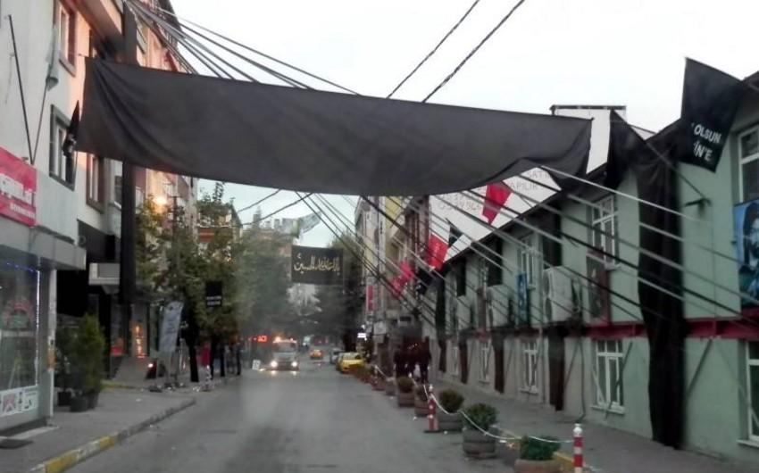 İstanbulda azərbaycanlıların toplaşdığı məsciddə təhlükəsizlik tədbirləri gücləndirilib