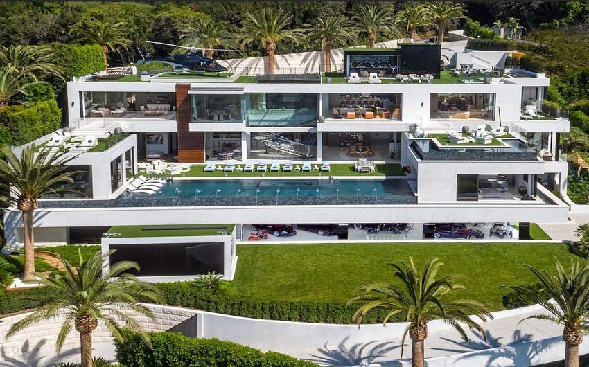 Los-Ancelesdə  ən bahalı ev satışa çıxarılıb