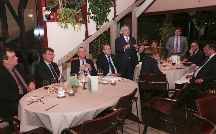"""Avropa Parlamentində """"Azərbaycanın Dostları"""" qrupu yaradılıb"""