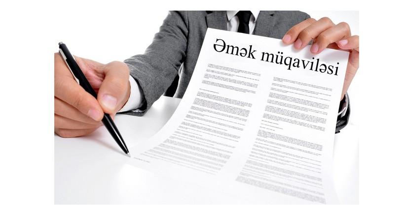 Azərbaycanda əmək müqaviləsi olmadan işə cəlb etmə halları aşkarlanıb