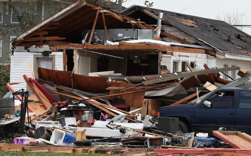 В США число жертв урагана Лаура возросло до 16