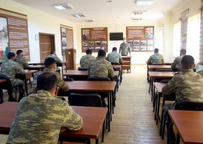 New training year continues in Azerbaijan Army