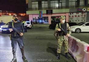 В Джебраиле задержаны незаконно прошедшие комендантский пост