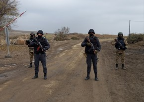 Interior Ministry: Security measures are strengthened in Jabrayil region