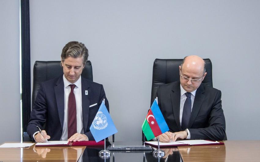 Energetika Nazirliyi və BMT-nin İnkişaf Proqramı arasında Niyyət Protokolu imzalanıb