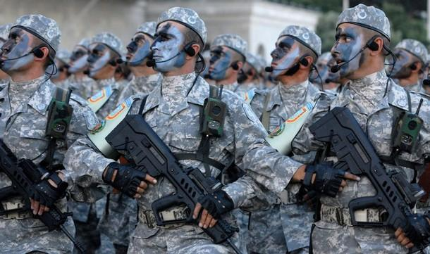 Azerbaijani Armed Forces to conduct large-scale military exercises at night for first time