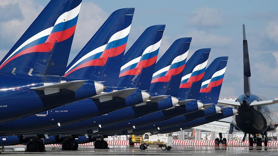 Аэрофлот ищет альтернативные маршруты для самолетов, летающих в Грузию