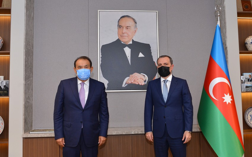 Countries of Turkic Council interested in projects to restore Karabakh