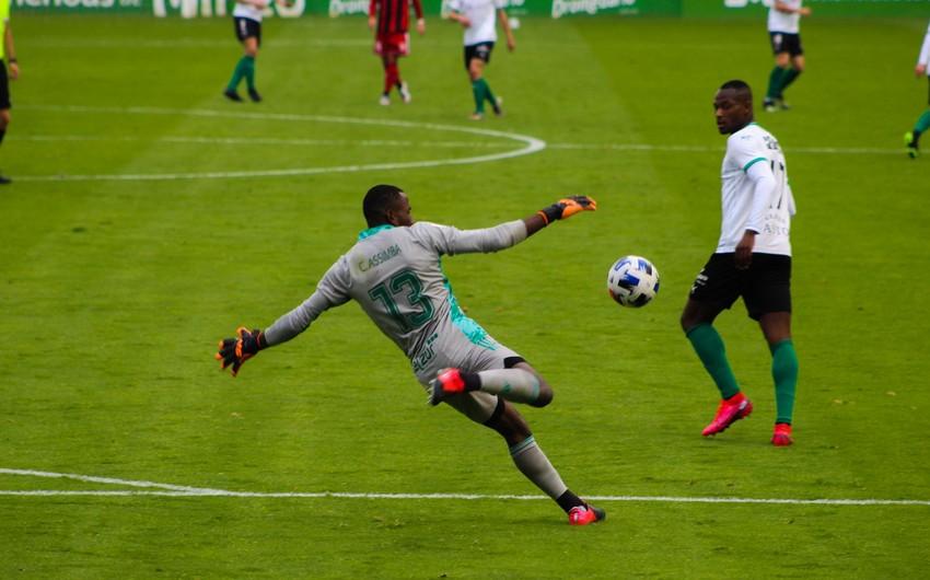 Африканский вратарь: Я немного опасался ехать в Азербайджан
