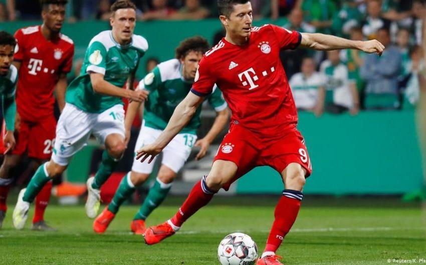Бавария одолела Вердер и вышла в финал Кубка Германии
