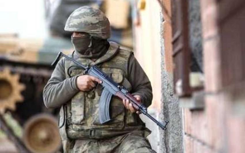Türkiyədə antiterror əməliyyatı nəticəsində 20 terrorçu zərərsizləşdirilib