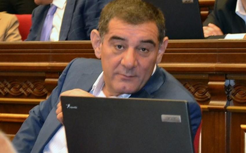 Ermənistan parlamentinin keçmiş deputatı güllələnərək öldürülüb