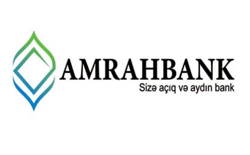 """""""Amrah Bank""""ın zərəri 69% azalıb"""