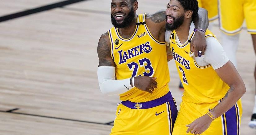 Определился чемпион НБА